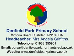 School term date cards front